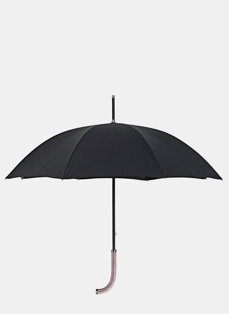 Ruuger 小牛皮'Half Umbrella'雨傘
