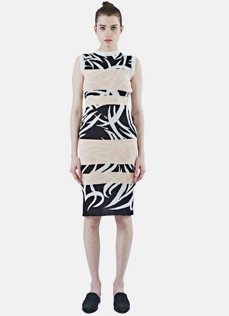 Tribai Sleeveless Knit Dress