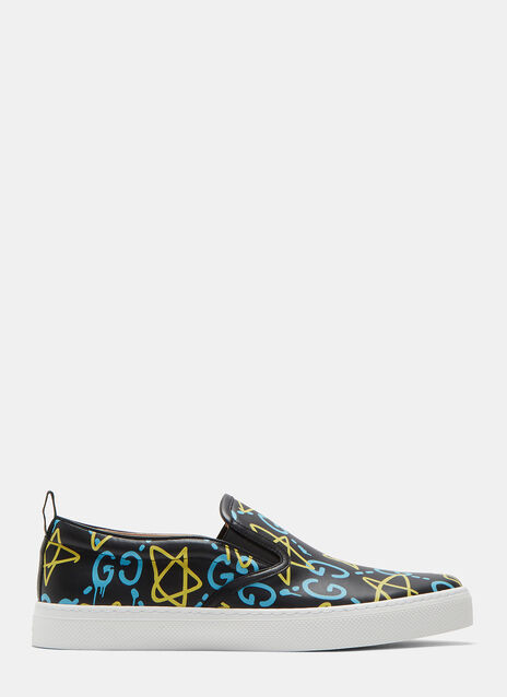 GUCCIGHOST® Slip-On Sneakers