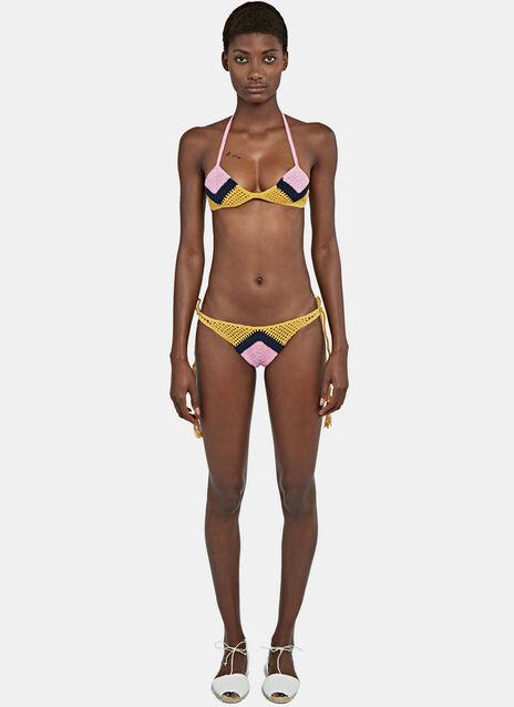 Sugar Zigzag  Bikini