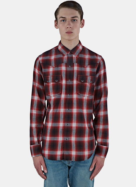Nashville Tartan Shirt