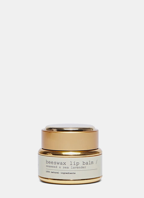 Seaweed / Sea Lavender Lip Balm