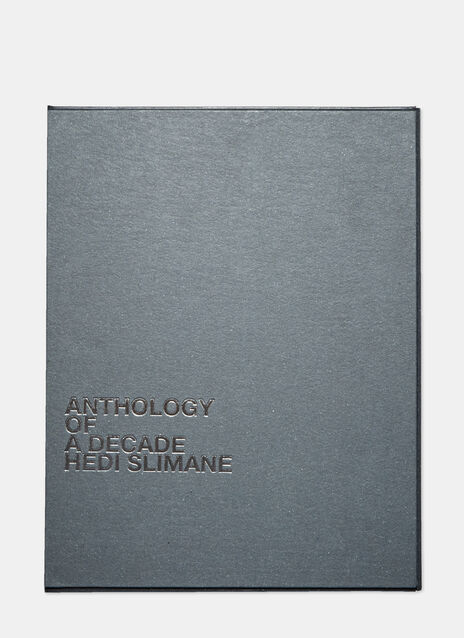 Hedi Slimane: Anthology of a Decade