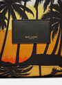 Hunt Hawaii Palm Print Backpack