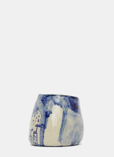 Ceramic Pot VVV-1