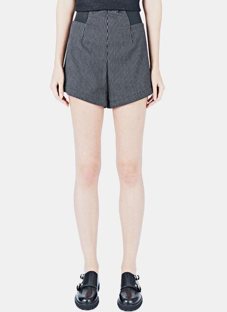 Striped Safari Shorts