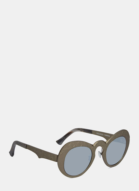 0055 Sanjuro Concrete Sunglasses