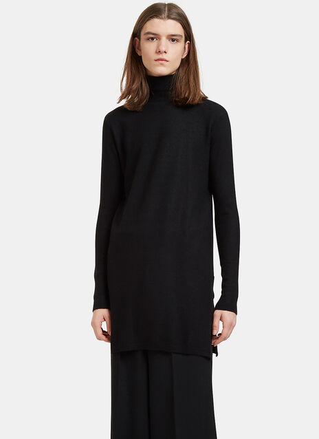 Moody Long Roll Neck Sweater