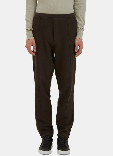 Loopback Fleeced Track Pants