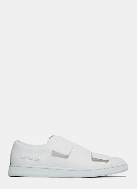 Triple Velcro Strap Sneakers