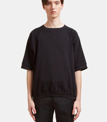 AIEZEN Short Cropped Sweatshirt