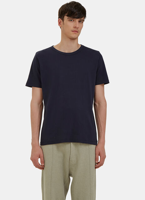 Short Sleeved Crew Neck T-Shirt