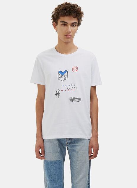Paris Extra Muros Crew Neck T-Shirt