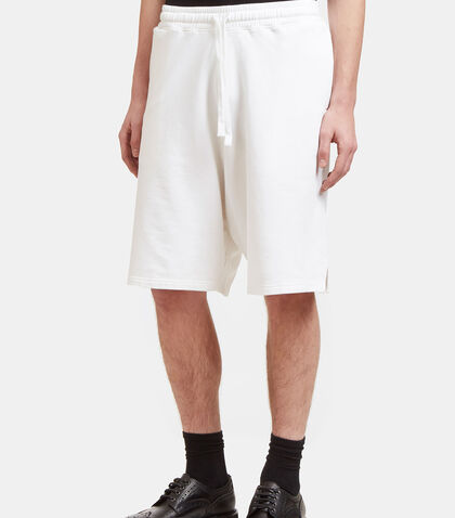 AIEZEN Soft Cotton Bermuda Shorts