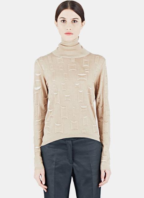 Layered Detail Sweater