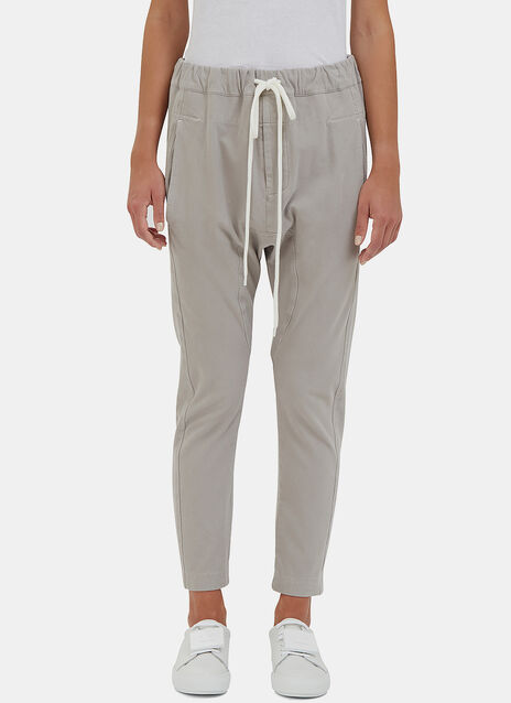 Bassike Stretch Cotton Relaxed Pant Ii