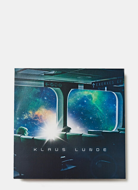 Klaus Lunde - Exerxes EP