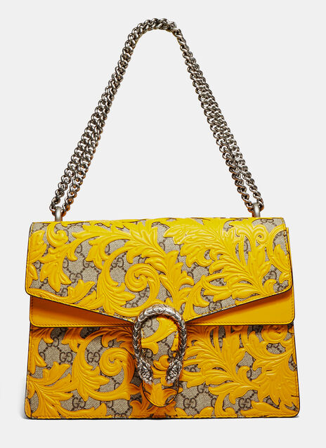 Dionysus Arabesque Shoulder Bag