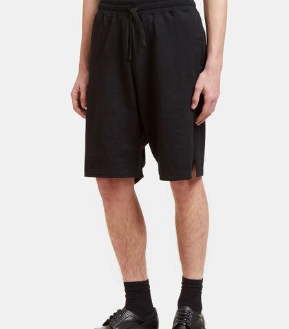 AIEZEN Virgin Wool Blend Shorts