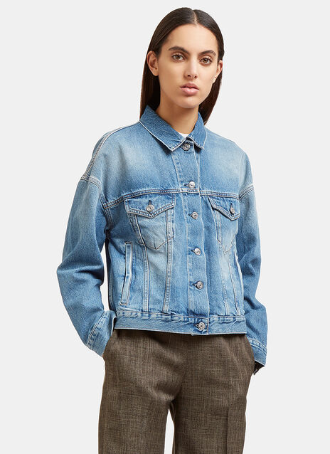 Acne Lab Mid Vtg Denim Jacket