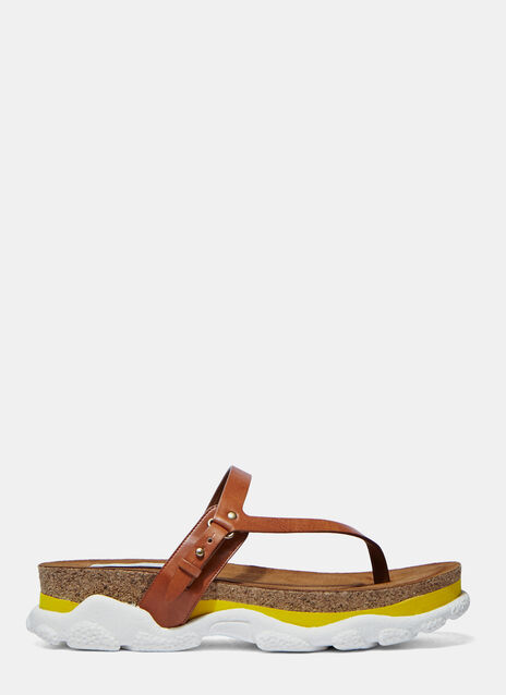 Altea Canyon Chunky Sole Sandals