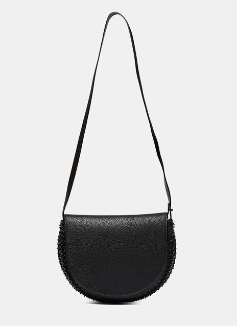 Half Moon Chainmail Bag