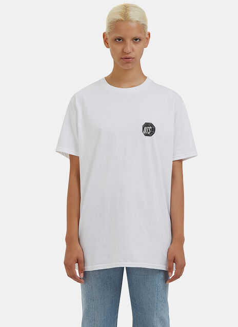 NTS x LN-CC Short Sleeved Crew Neck T-Shirt