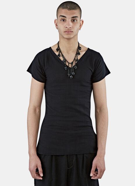 ALEX 50s Tropical Mesh T-Shirt
