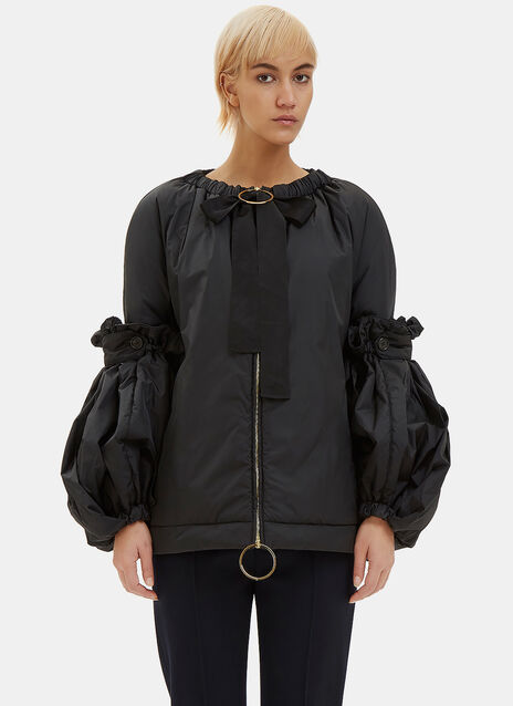 Oversized Convertible Padded Jacket