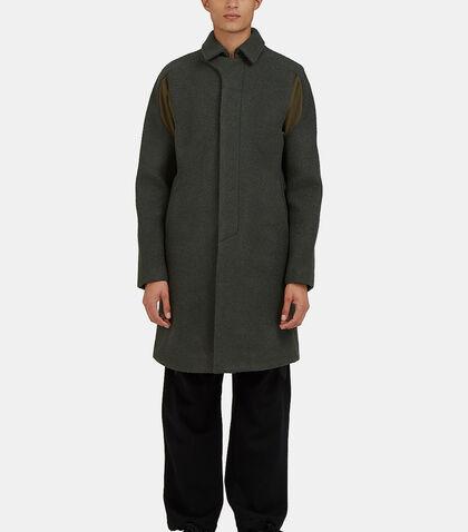 Arc Boucléd Overcoat