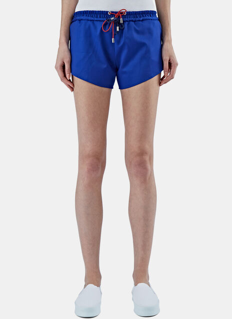 Double Drawstring Shorts