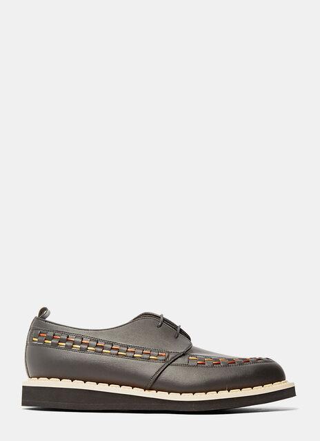 STORY mfg. Black TRF shoes