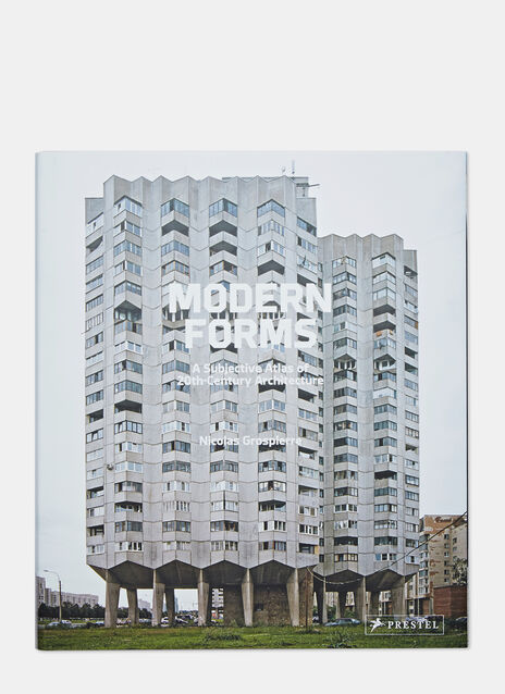 Modern Forms: A Subjective Atlas of 20th Century Architecture