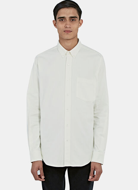 Summer Fit Oxford Shirt