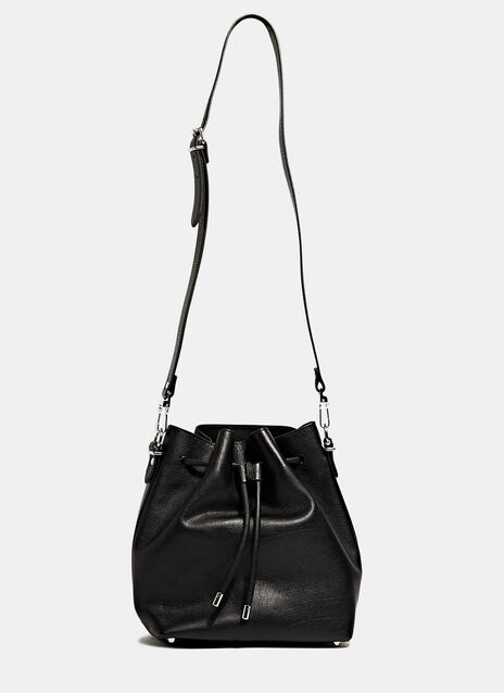 Proenza Schouler Medium Bucket Bag In Black