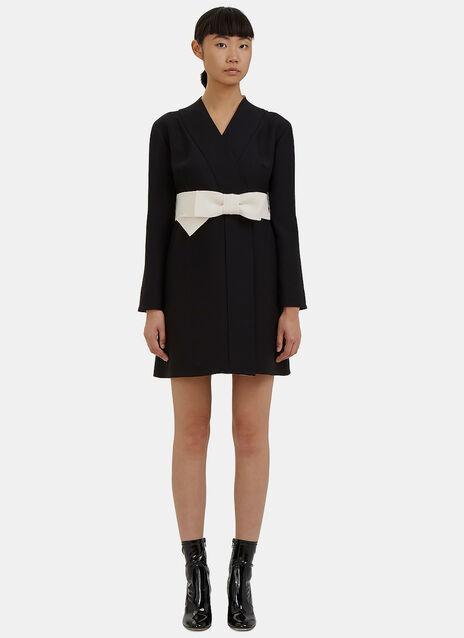 Short Kimono Wrap Dress