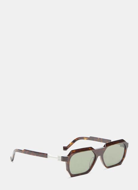 WL00004 Havana Tortoiseshell Sunglasses