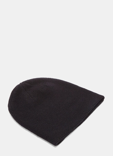 Kape Lambswool Knit Hat