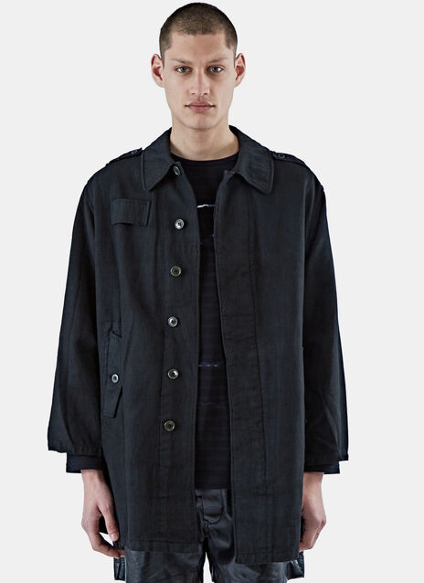 Hiroto Officer Coat