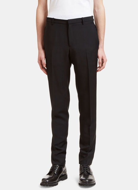 AIEZEN Tailored Wool Pants
