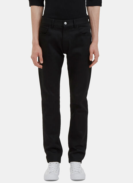 Classic Slim Leg Jeans