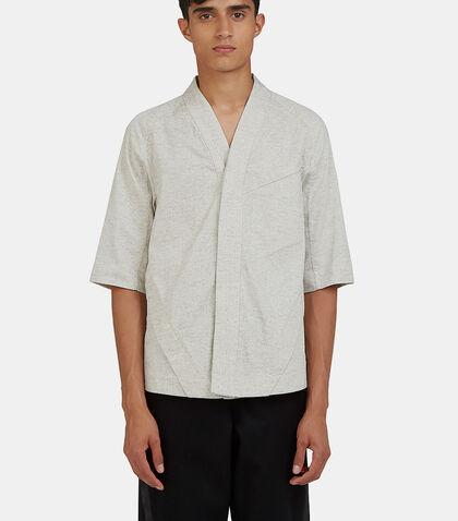 Arc Desert Short Sleeved Flecked Shirt