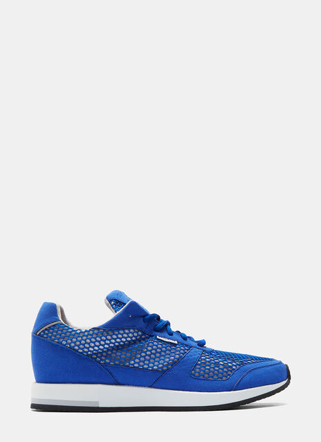 LUNGE TRAINER CLASSIC RUN IN ROYAL BLUE AND BLUE DETAILS