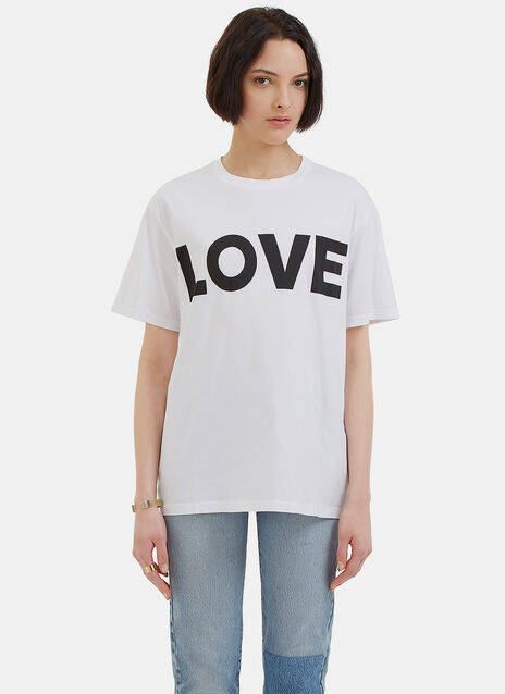 LOVE Crew Neck T-Shirt
