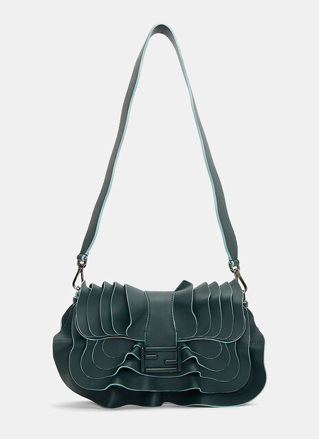 Baguette Multi-Waved Frill Bag