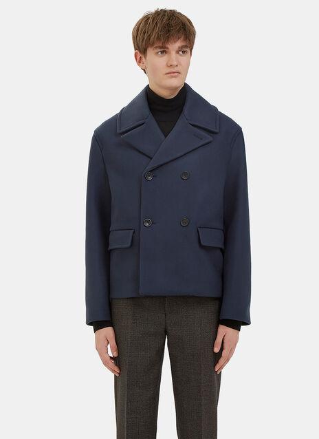Merge Wool Jacket
