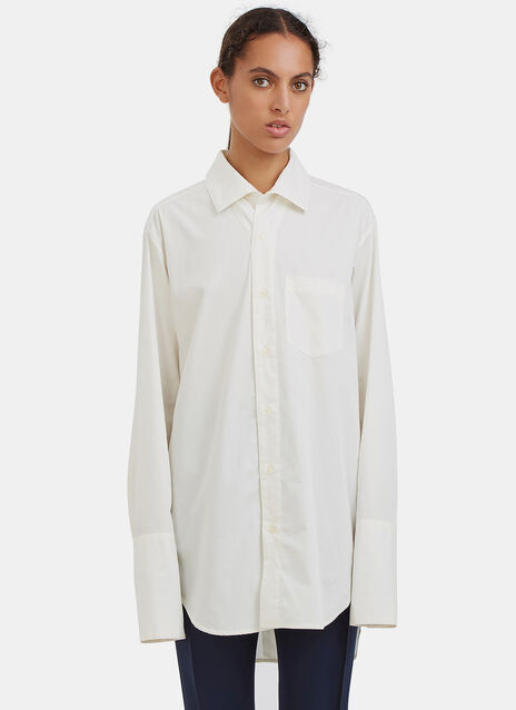 Big Poplin Shirt
