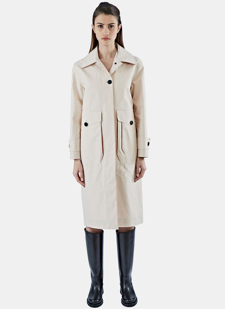 Vallina Mackintosh Coat