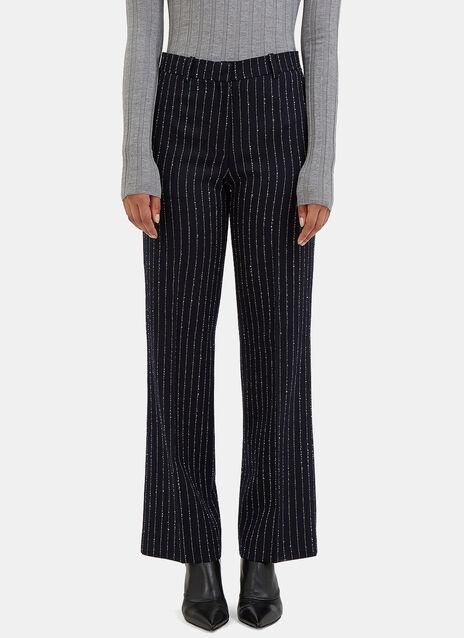 Maya Pinstripe Pants