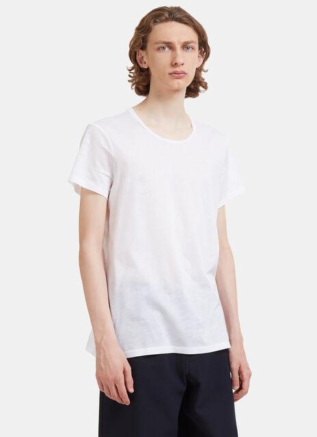 Acne Studios Men's ベーシック クルーネックTシャツ